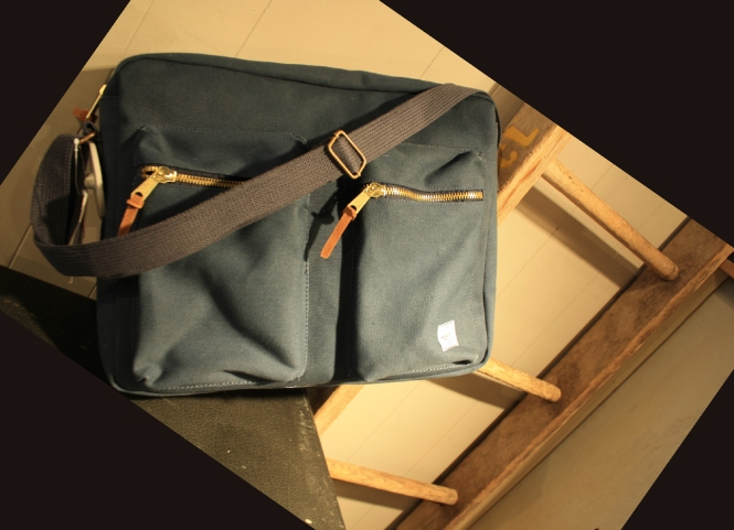 Herschel Supply Co. Content laptop bag