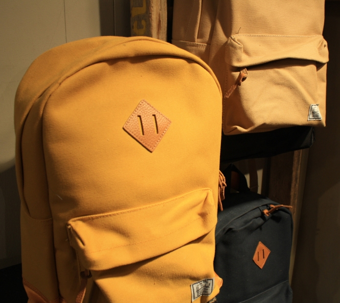 Herschel Supply Co. Heritage Canvas backpack