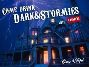 DARK&STORMY HOUSE