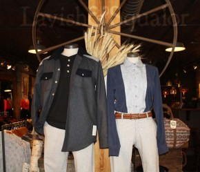 MUTTONHEAD SHARES THE LOVE AT L&S WITH THEIR FALL COLLECTION