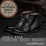 Todd's Roy Boots