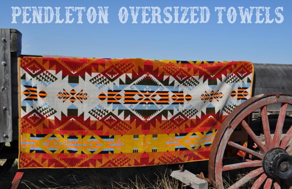pendleton towels 4