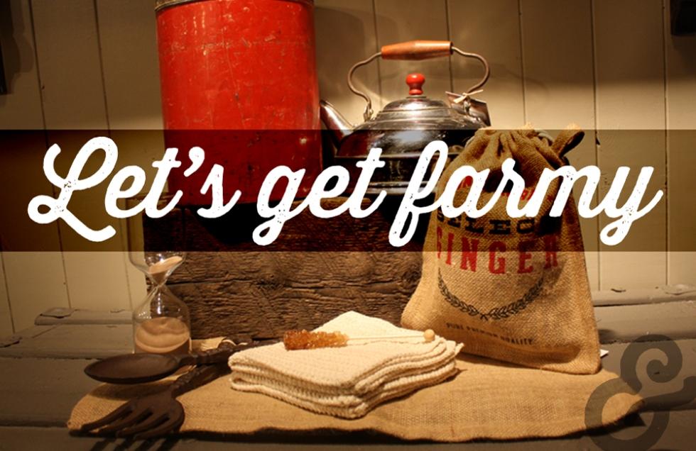 Let's get farmy