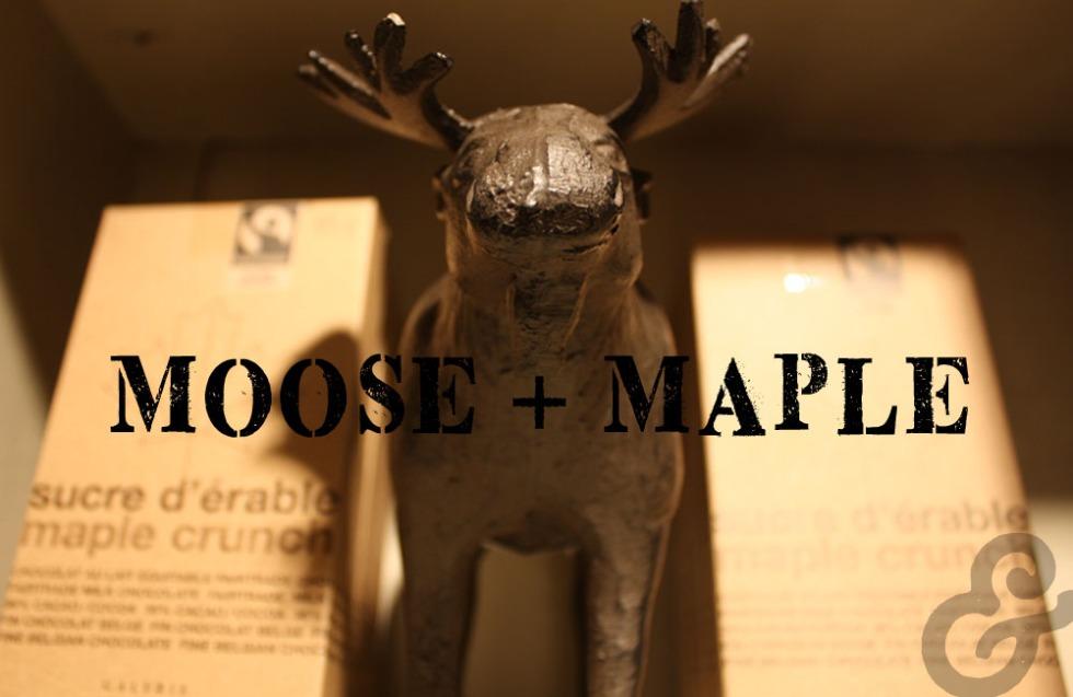 MOOSE & MAPLE