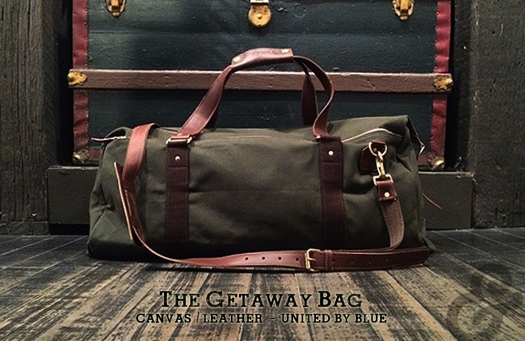 THE GETAWAY BAG
